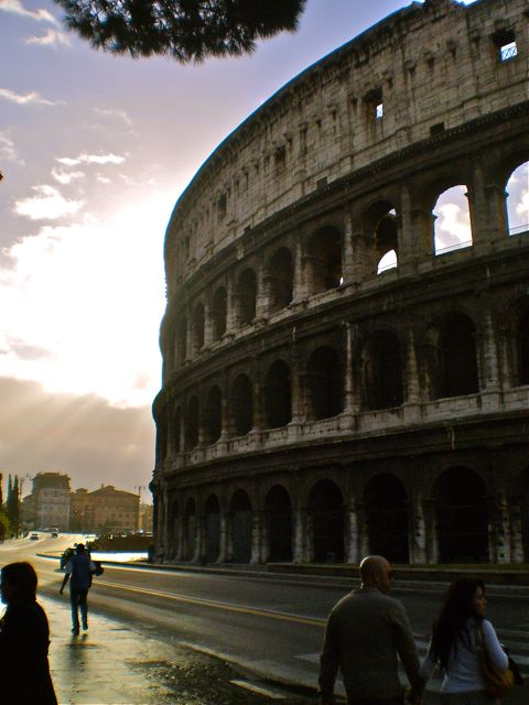 Top 5 things to do in Rome
