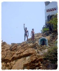 Acapulco-cliff-divers