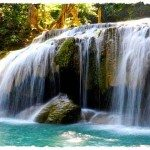 Erawan Waterfalls, Tier 2