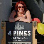 pub crawl Sydney: 4 Pines Brewery, manly.