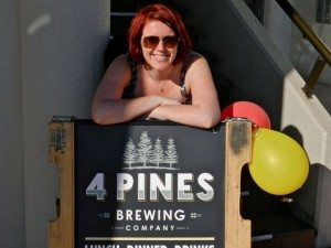 pub crawl Sydney: 4 Pines Brewery, manly.