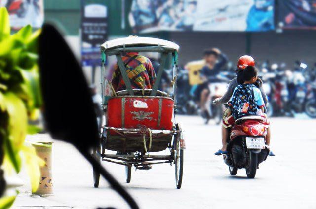 Tri-Shaw, Chiang Mai