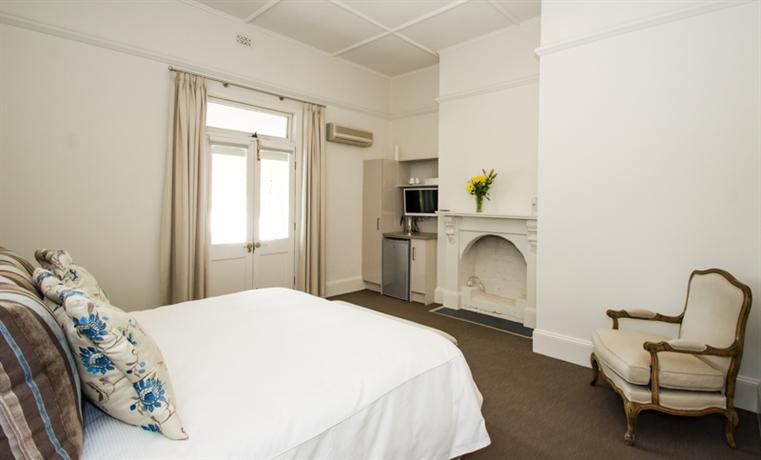 where to stay Barossa valley