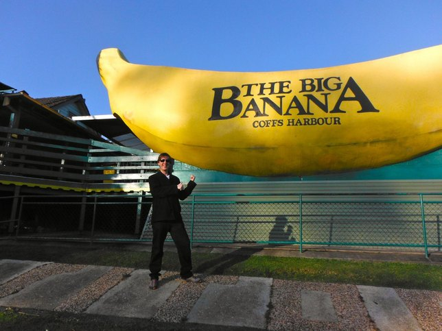 The Big Banana, Coffs Harbour, NSW