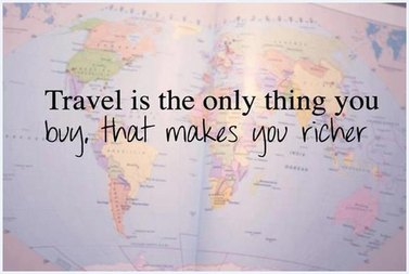 only thing that makes you richer
