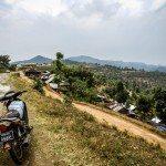 Kyaukme trekking by Motorbike