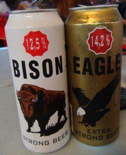 Bison-Eagle