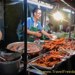 how to eat street food and not get sick
