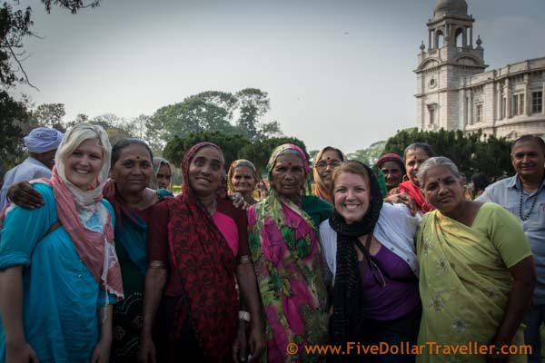 You are the tourist attraction: India Travel Tips