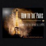 How to do Paris