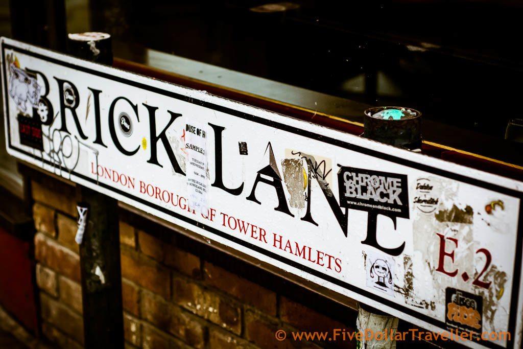 UK Food: Our Walk Eat Talk Eat Food Tour in London