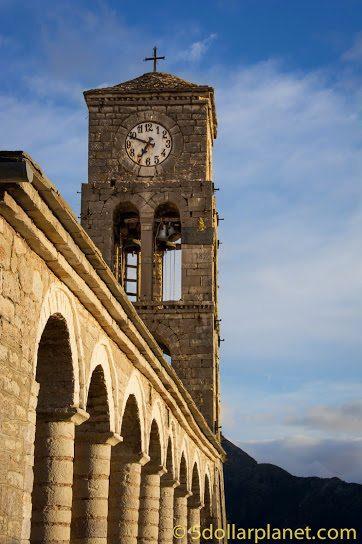 Kalyrites town clock