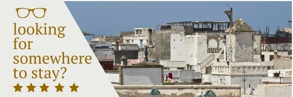 best areas to stay in Essaouira Morocco