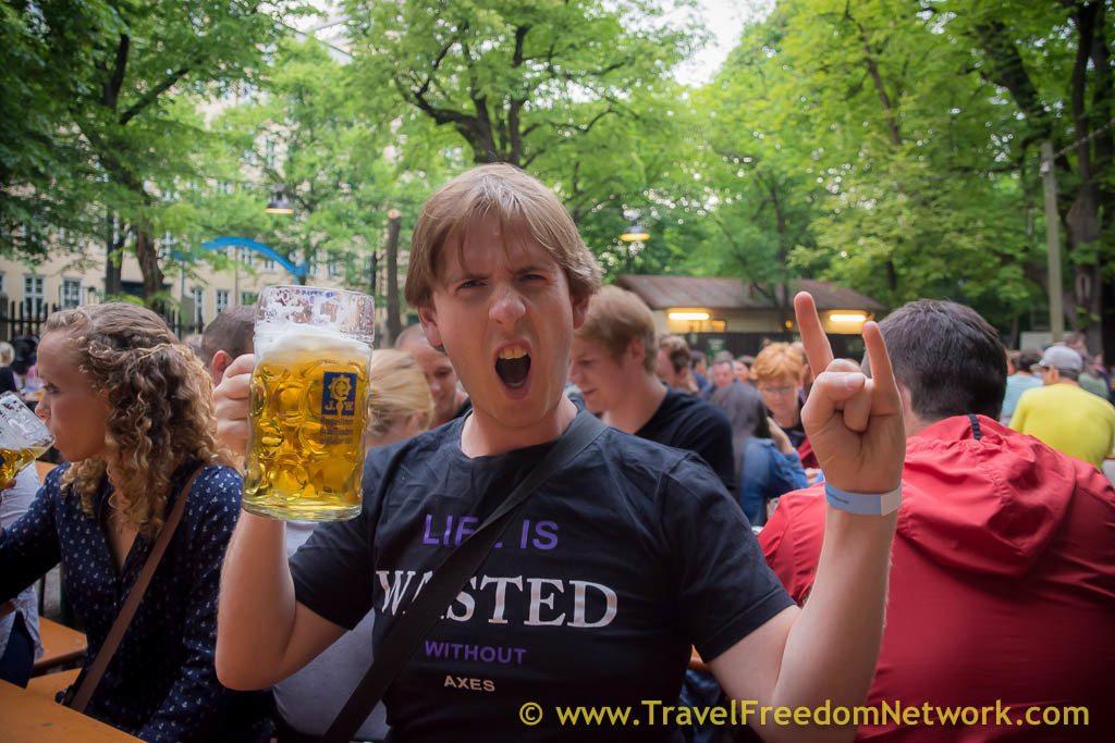 Visiting Munich Germany - Food Fun Adventure in Munich