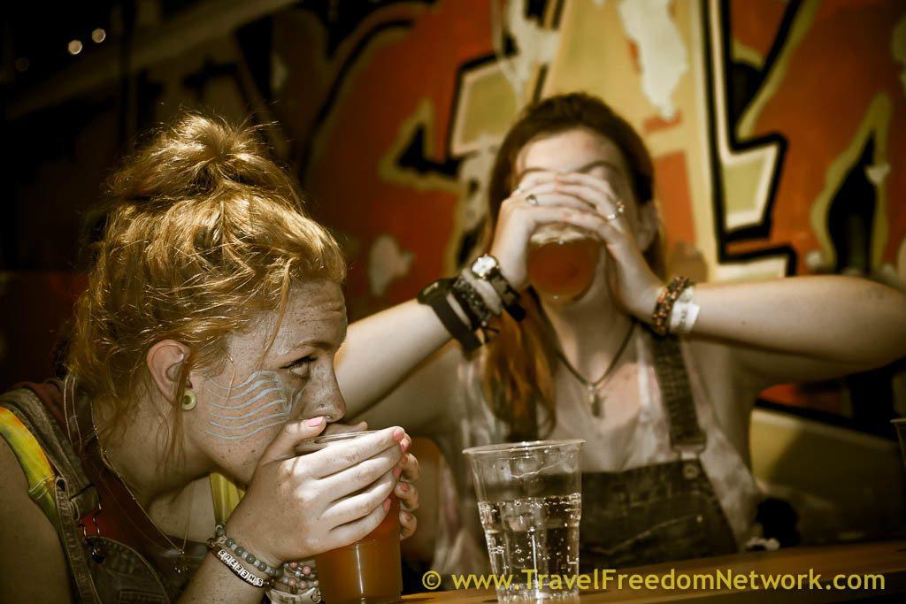 Retox party Hostel Budapest Jewish Quarter - discover the alternative side of Budapest
