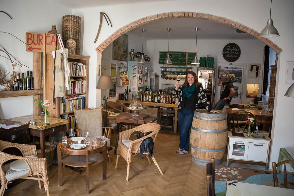 What to do in Bratislava - day trip through the unknown wine region of Slovakia