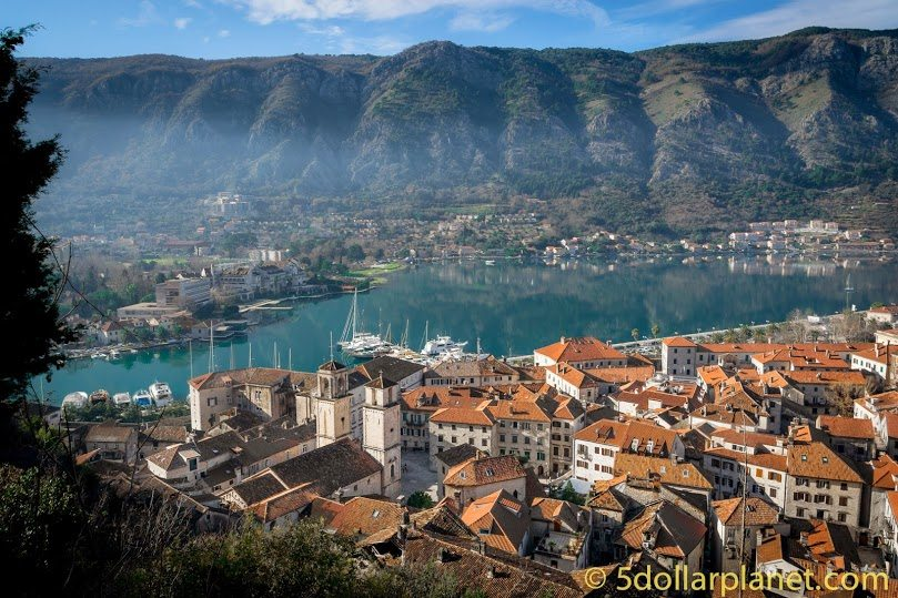 Kotor Montenegon non schengen countires