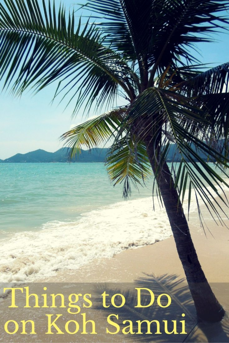 Things to Do on Koh Samui. Koh Samui is great 'gateway' island for those visiting Thailand for the first time. Plenty of local experiences to get a nice cultural feel, but also plenty of western influence so you don't feel like you're on another planet. click though to learn more about what you can do on this island paradise