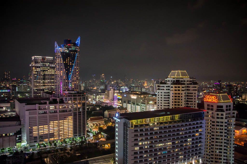 Where to stay Bangkok - Amari Watergate Bangkok