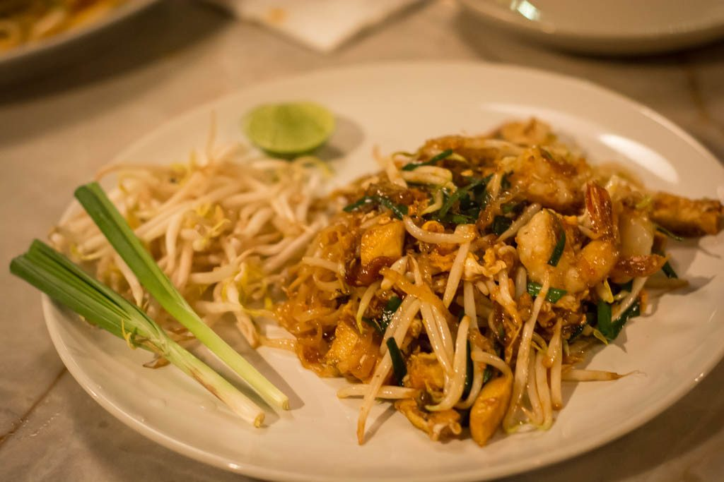 Where to eat in Bangkok - Le Issan