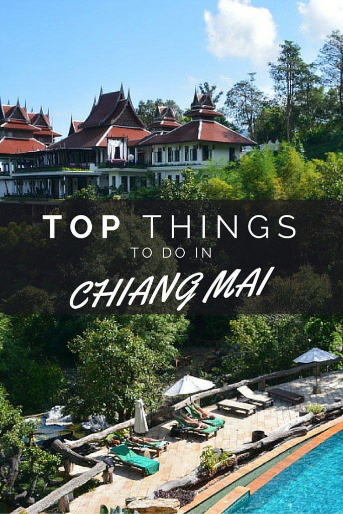 Top Things to do in Chiang Mai - Experience Food, Fun and Luxury Galore! Hang out with elephants, eat gourmet farm meals and discover true Thai luxury.