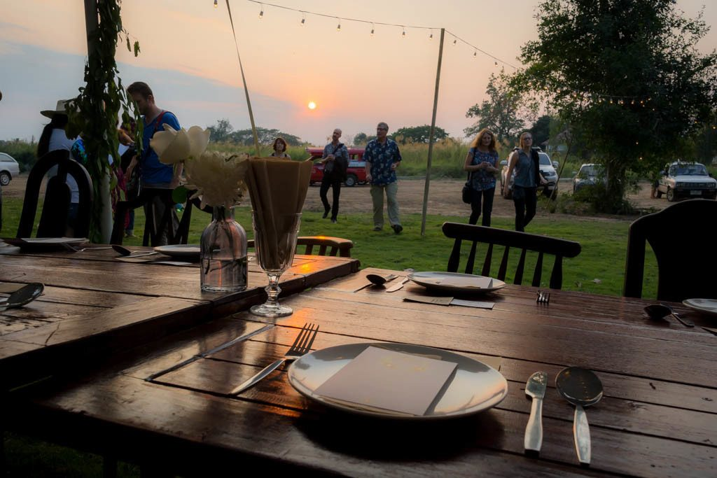 Top Things to do in Chiang Mai - Rustic and Blue Chiang Mai Farm Dinner