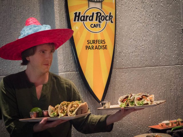 Where To Find Tasty Mexican Food Gold Coast - Hard Rock Cafe Surfers Paradise