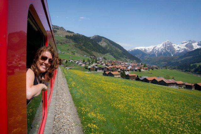 train ride switzerland NW-3