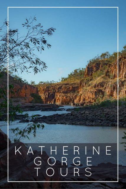 Katherine Gorge Tours (Nitmiluk Cruise) offer a fantastic way to see this unique part of the Northern Territory on your tours from Darwin. (Review)