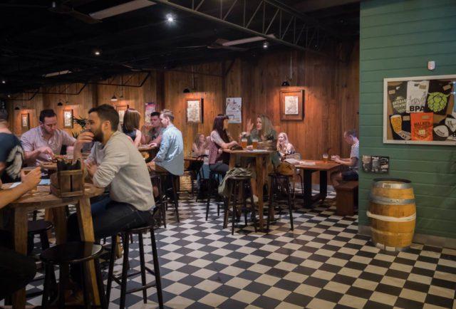 craft breweries brisbane: Brisbane Brewing co.