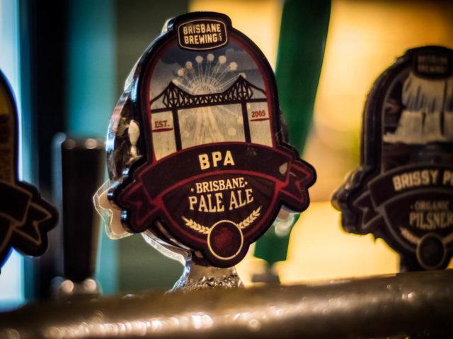 Brisbane Brewing pale ale