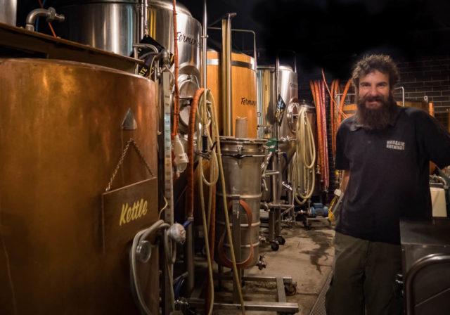 Brisbane Brewing brewmaster: craft breweries brisbane