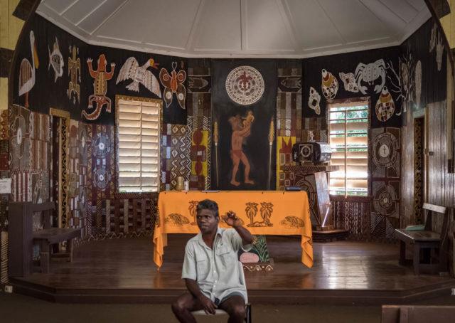 Tiwi Islands Tours - Tiwi Church