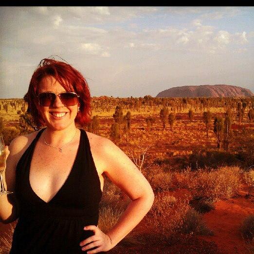 Travel Outback Australia - Aussie Outback Uluru / Ayers Rock