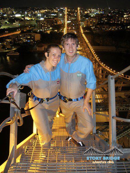 Fun Things To Do In Brisbane At Night - Storey Bridge Climb