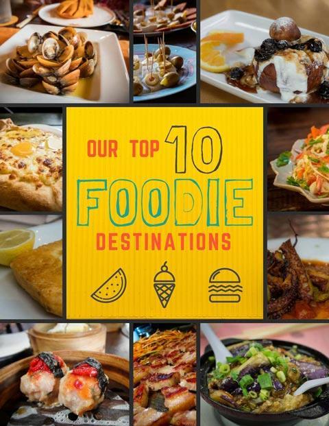 Food Travel Blog Fun Food