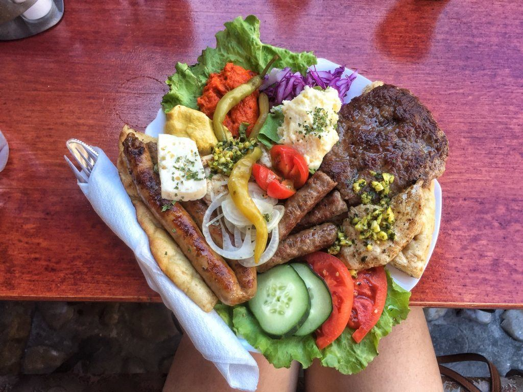 Best food from around the world - best of 2016