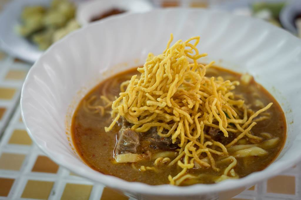 What to eat Chiang Mai - Best restaurants Chiang Mai