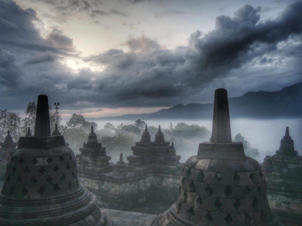 Borobudur Temple - fun things to do in Yojakarta Indonesia