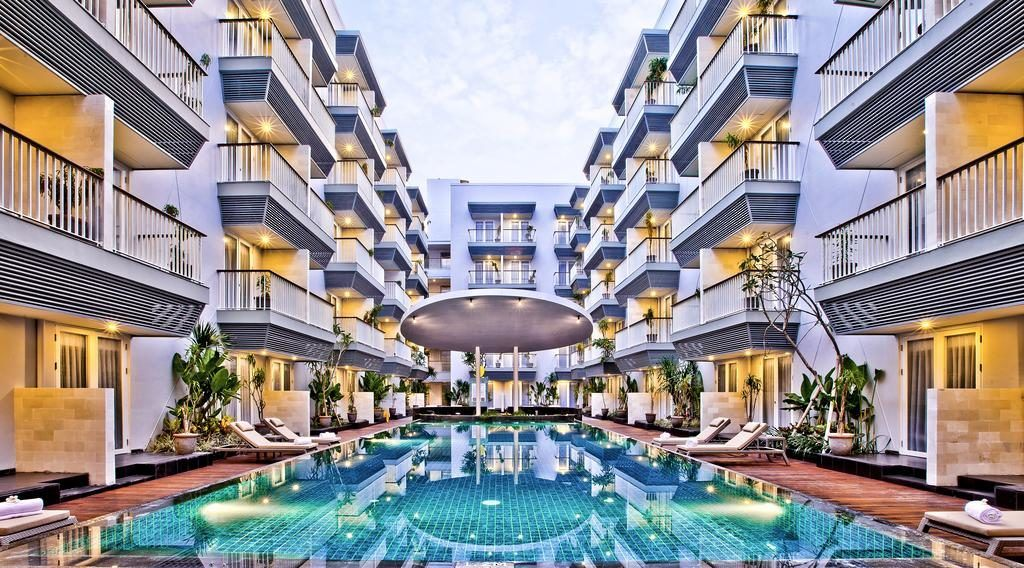 Best hotels in Kuta Beach Bali