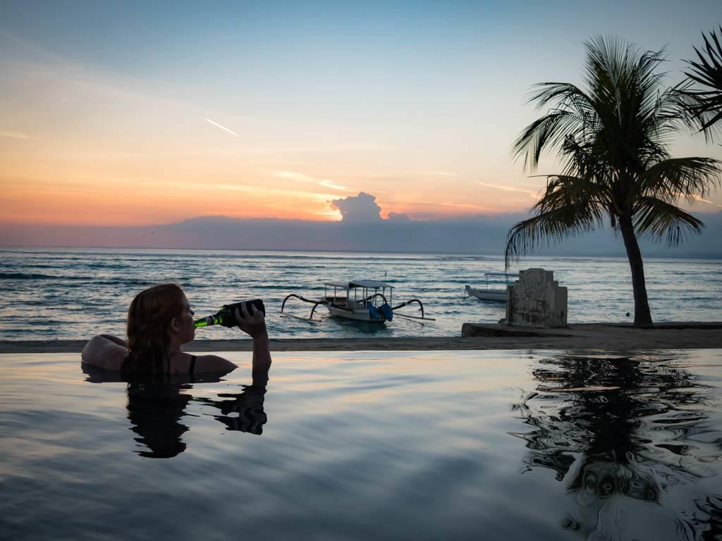 best hotels Nusa Lembongan Indonesia