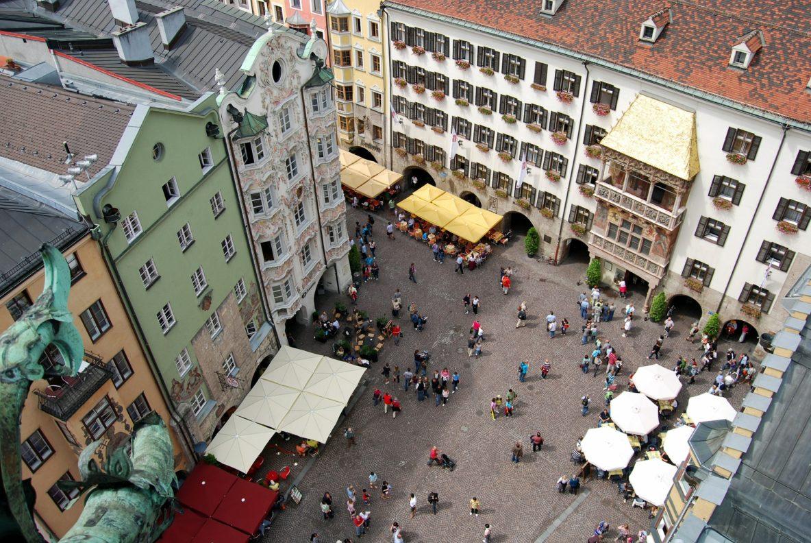 best hotels Innsbruck Austria