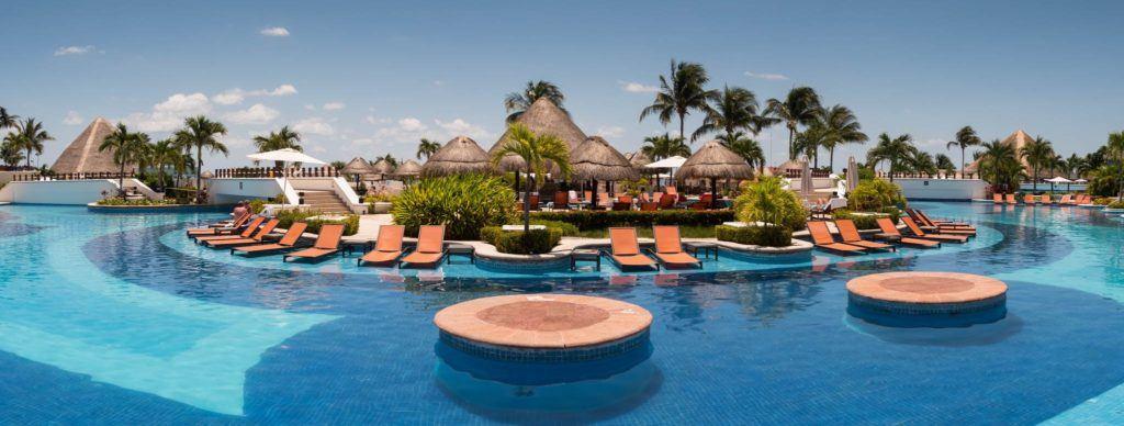 moon palace cancun amenities