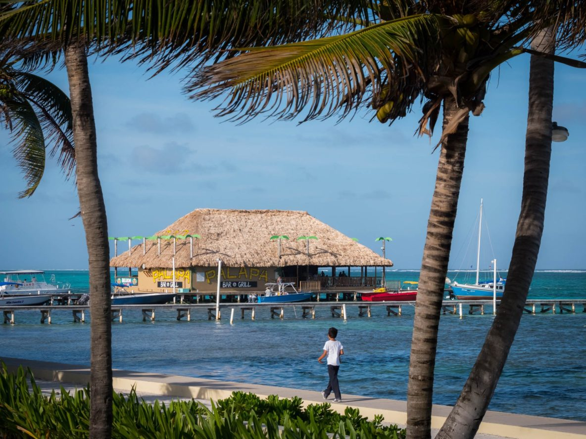 best places to stay in ambergris caye