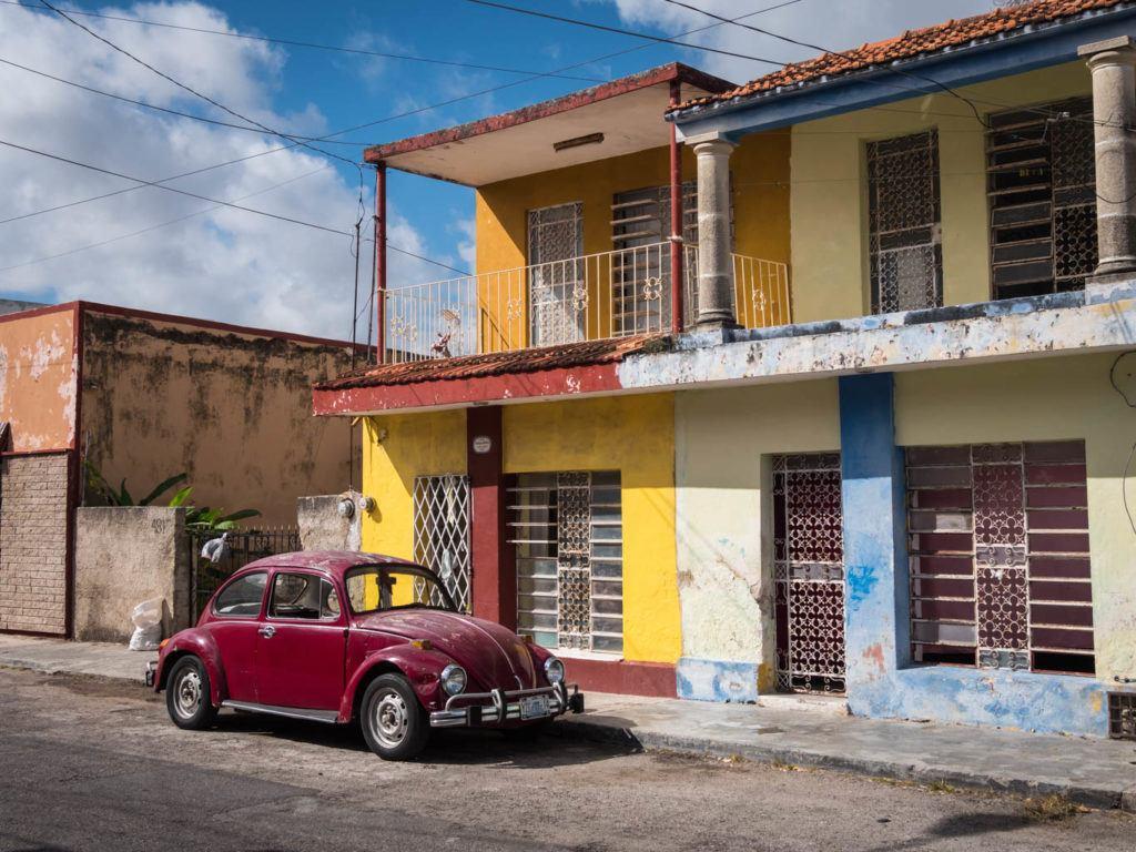 Downtown Merida Mexico Yucatan: color & culture
