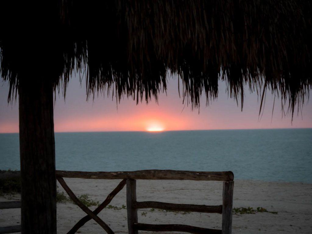 Celestun Yucatan - Celestun Mexico - Beach Sunset - Merida Mexico Beaches