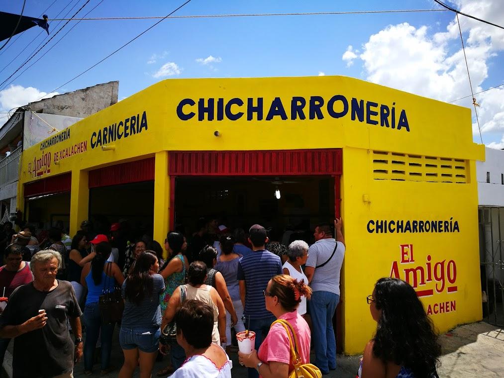 Merida Mexico Festivals - Chicharron Festival Merida
