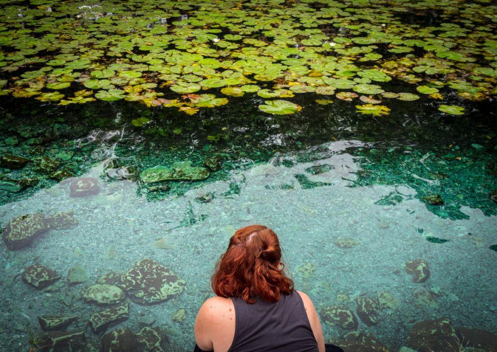 Cenotes Merida Mexico - Dzibilchaltún - Cenote Xlacah