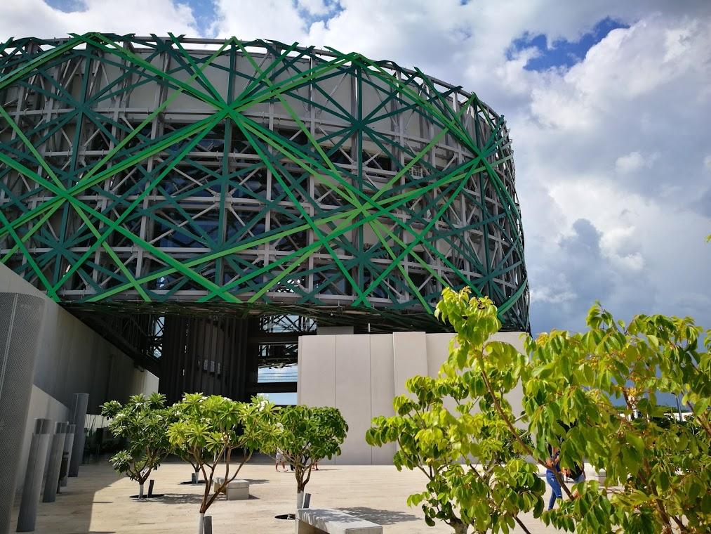 Merida Mexico Yucatan - Gran Museo de Mundo Maya