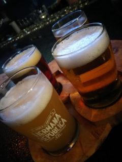 Craft Beer Merida @ Herman Republica Bar Merida Mexico Nightlife